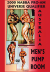 2000 NABBA Australia Pro-Am Qualifier: Men's Pump Room