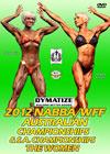 2012 NABBA/WFF Australian Championships: The Women