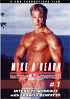 Mike O'Hearn Natural Mr. Universe Intensive Workout # 1 with Francis Benfatto: Working Back & Should
