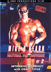 Mike O'Hearn Natural Mr Universe Workout #2 with Craig Titus Working Arms
